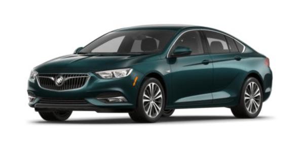 2018 Buick Regal exterior
