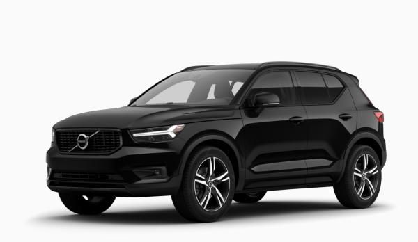 2019 Volvo XC40 exterior