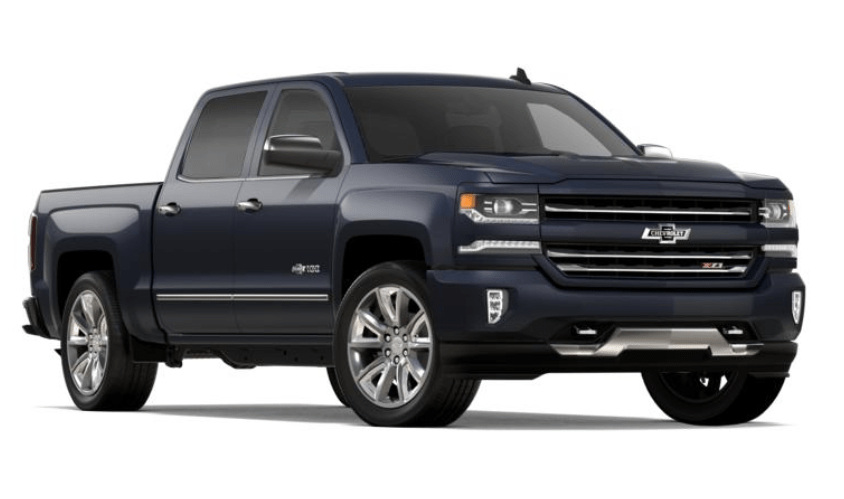 2018 Chevrolet Silverado exterior