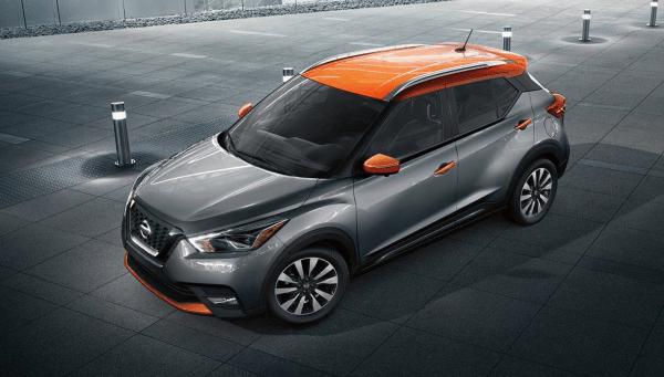 2018 Nissan Kicks exterior