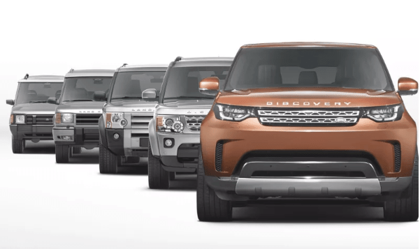 Land Rover Discovery All Generations