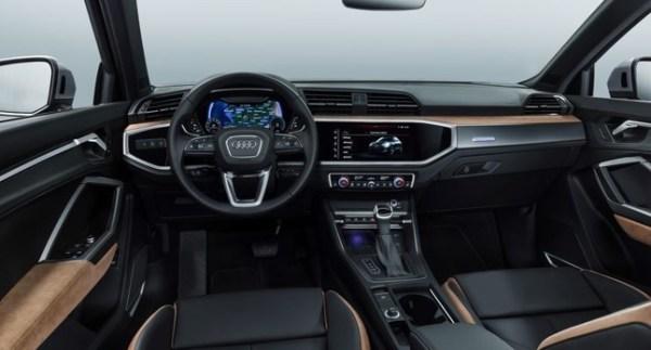 new q3 interior