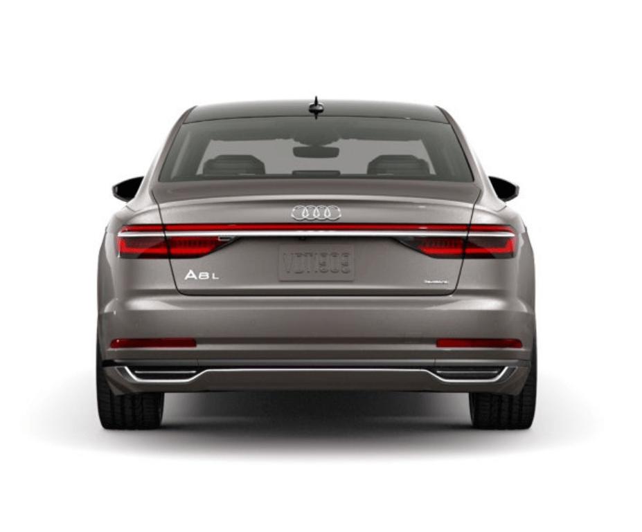 Exploring the 2019 Audi A8