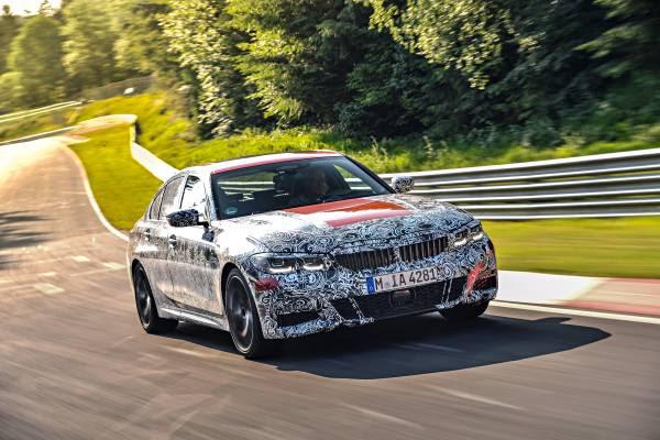 BMW 3-Series G20
