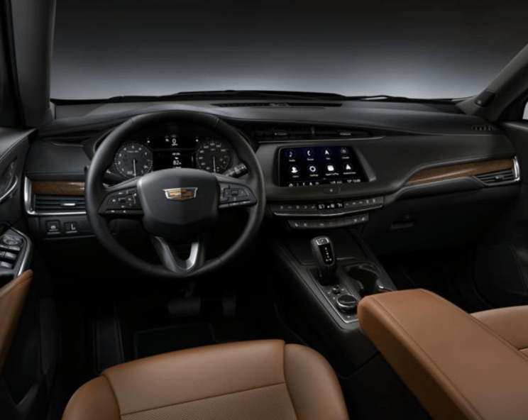 2019 Cadillac XT4 interior dash - Third Auto
