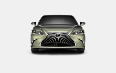 2019 Lexus ES front