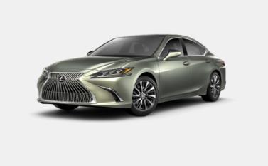 2019 Lexus ES side