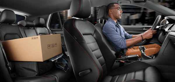 2019 Volkswagen Golf GTI interior