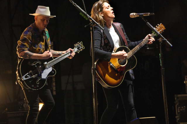 Brandi Carlile and Tim Hanseroth 3 062919
