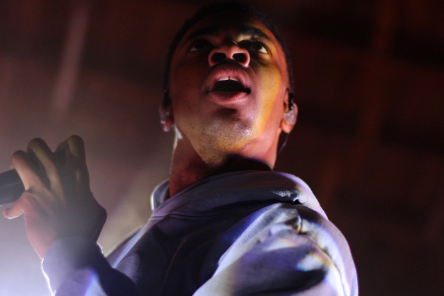 Review: Vince Staples Makes it Feel Like Summer at House of