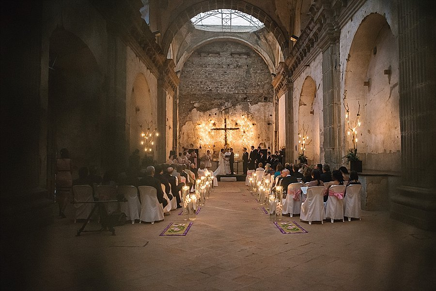 Convento de las Capuchinas Wedding