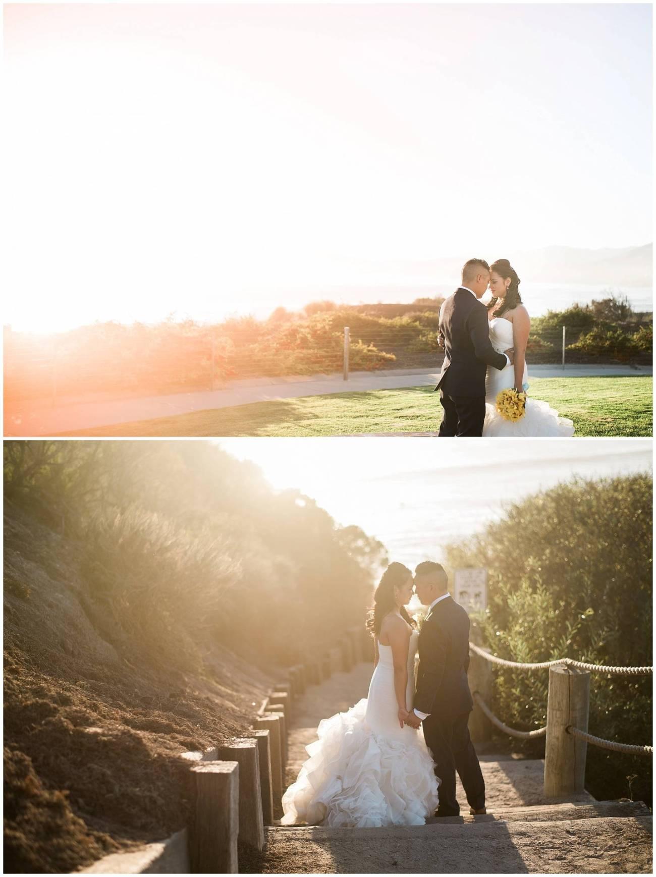 Ha & Allen Wedding Third Element Photography & Cinema Pismo Beach Cliffs Resort Central Coast Hybrid Film Wedding Photographer_0031