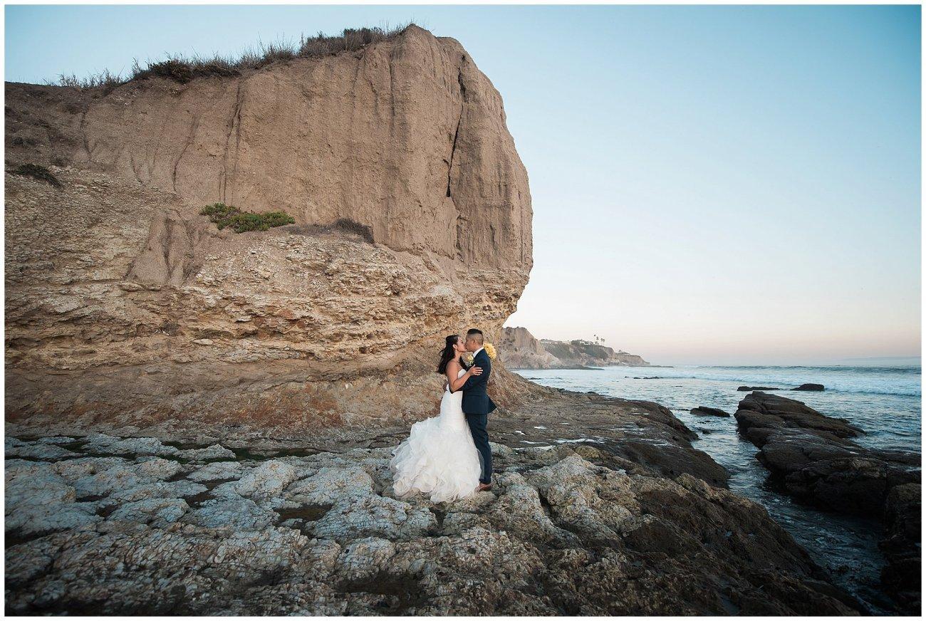 Ha & Allen Wedding Third Element Photography & Cinema Pismo Beach Cliffs Resort Central Coast Hybrid Film Wedding Photographer_0036