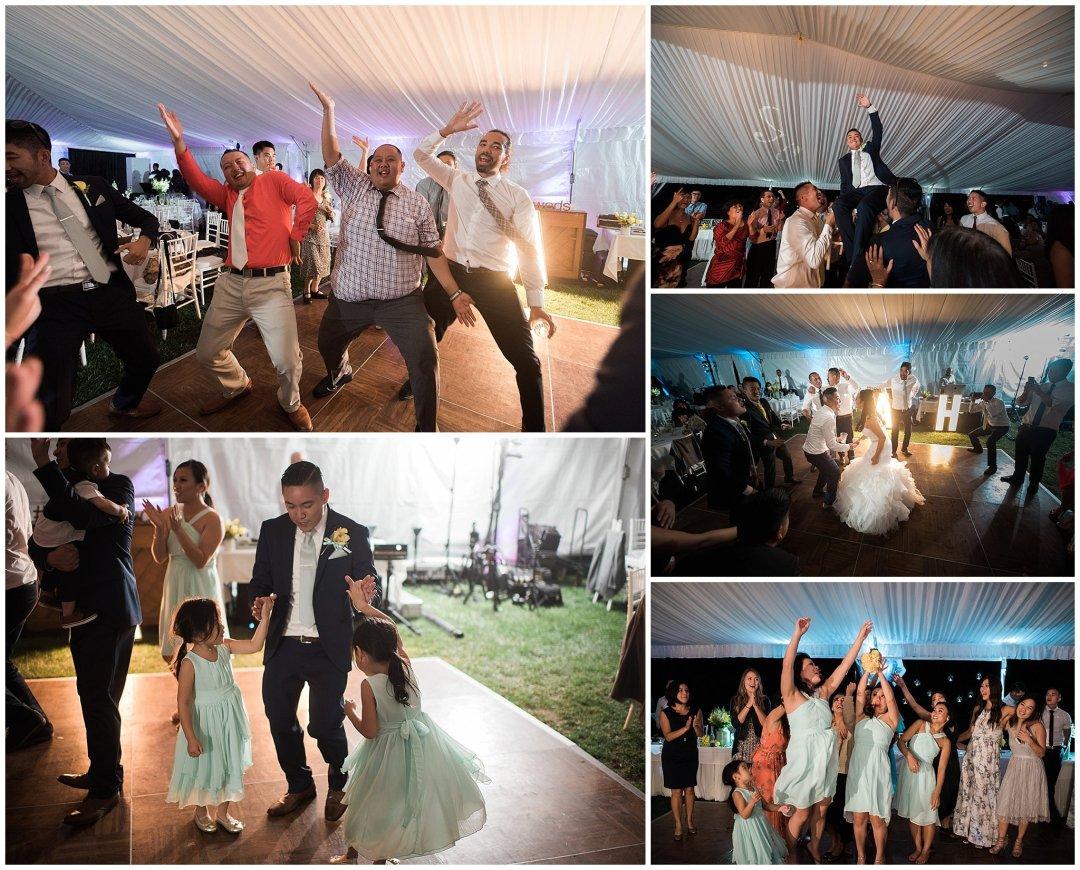 Ha & Allen Wedding Third Element Photography & Cinema Pismo Beach Cliffs Resort Central Coast Hybrid Film Wedding Photographer_0045