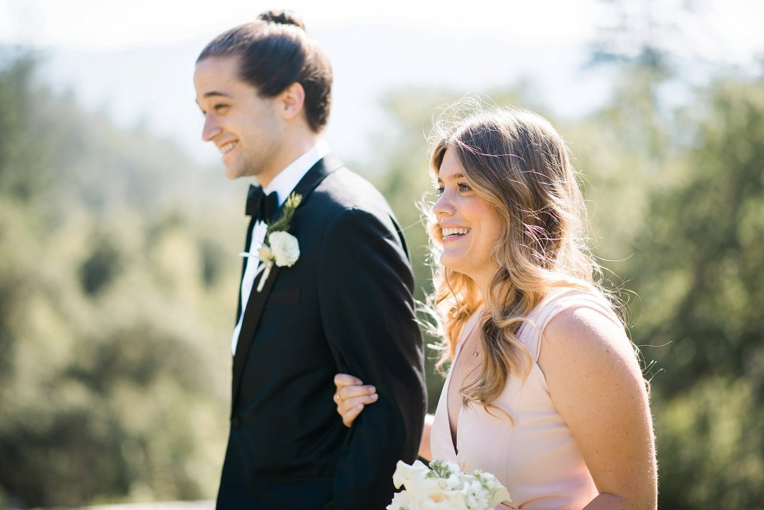 Calistoga Ranch Napa Wedding Photos