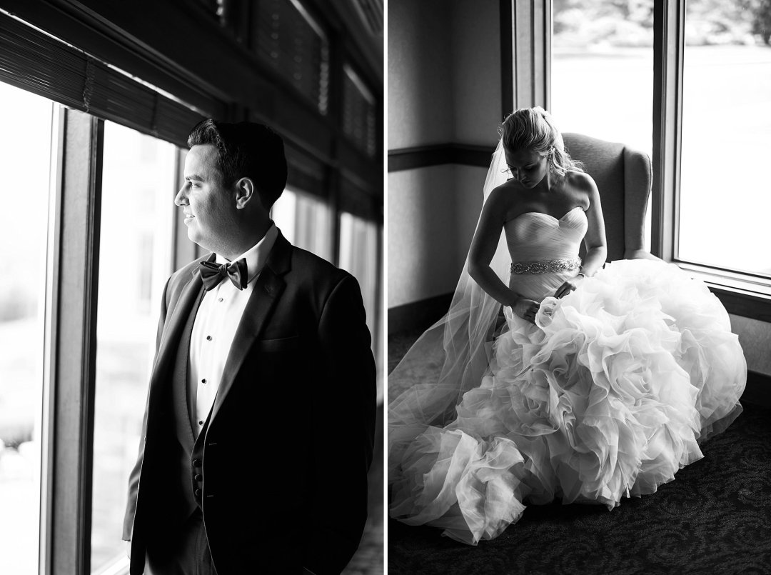 Christine & Josh Seattle Washington Snoqualmie Ridge Country Club Wedding_0017