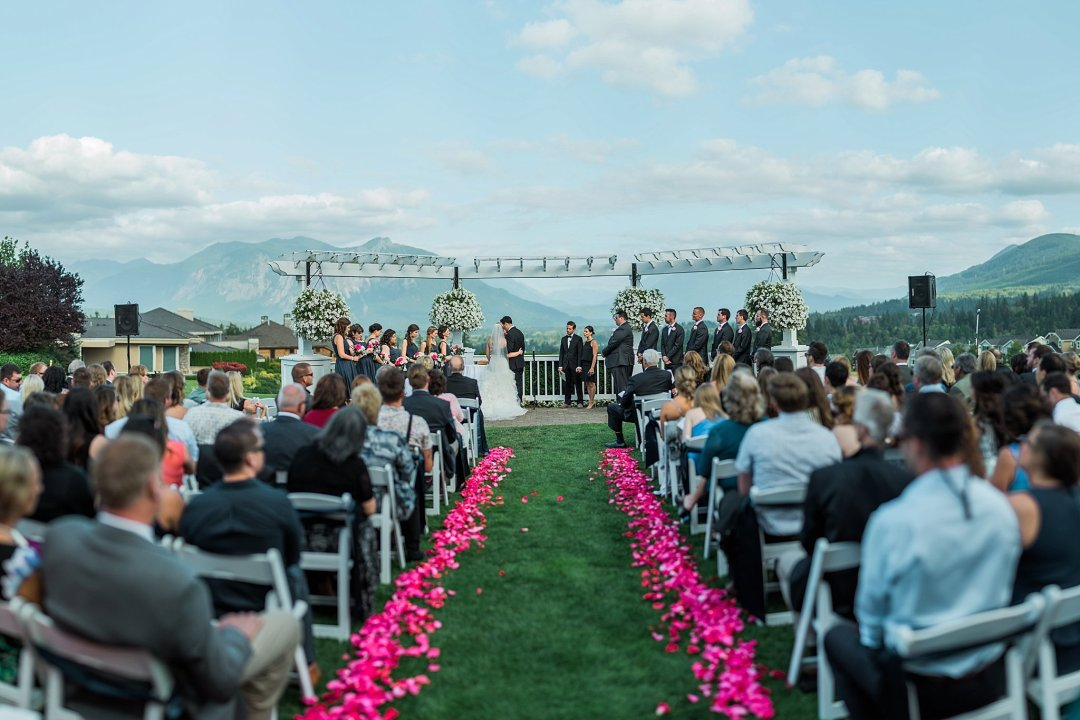 Christine & Josh Seattle Washington Snoqualmie Ridge Country Club Wedding_0053
