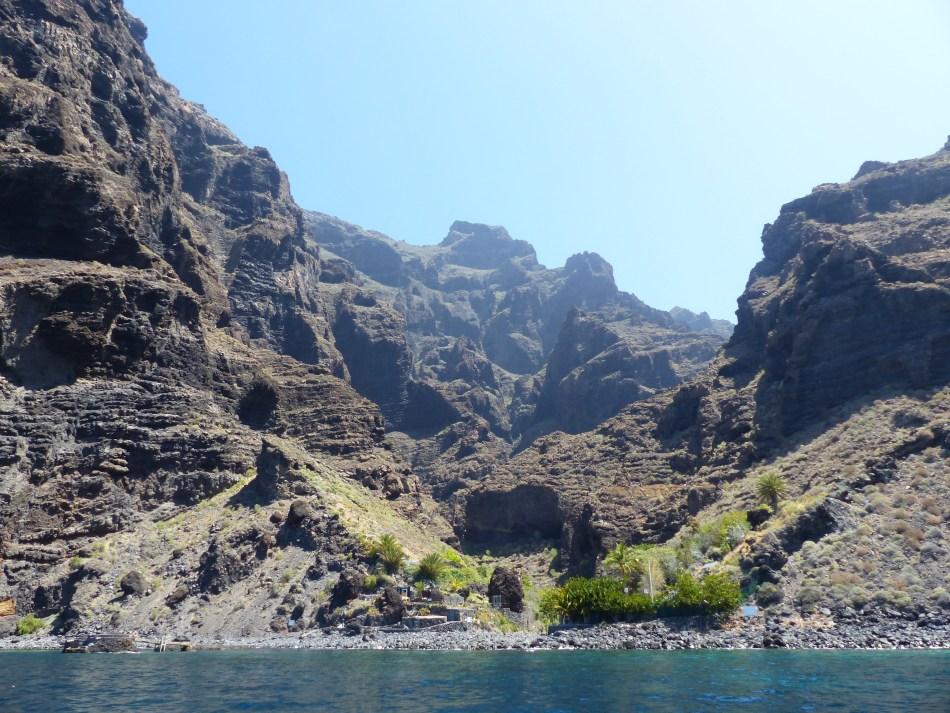 Bahia de Masca, Tenerife