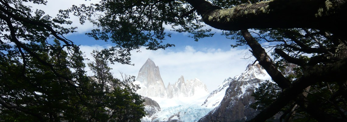 Hike to Mount Fitz Roy, Argentina
