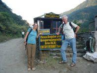 Annapurna Trail Nepal
