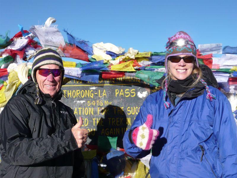 Thorong-La Pass Nepal