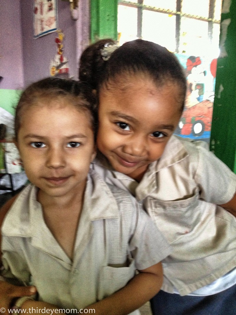 Honduran School Girls