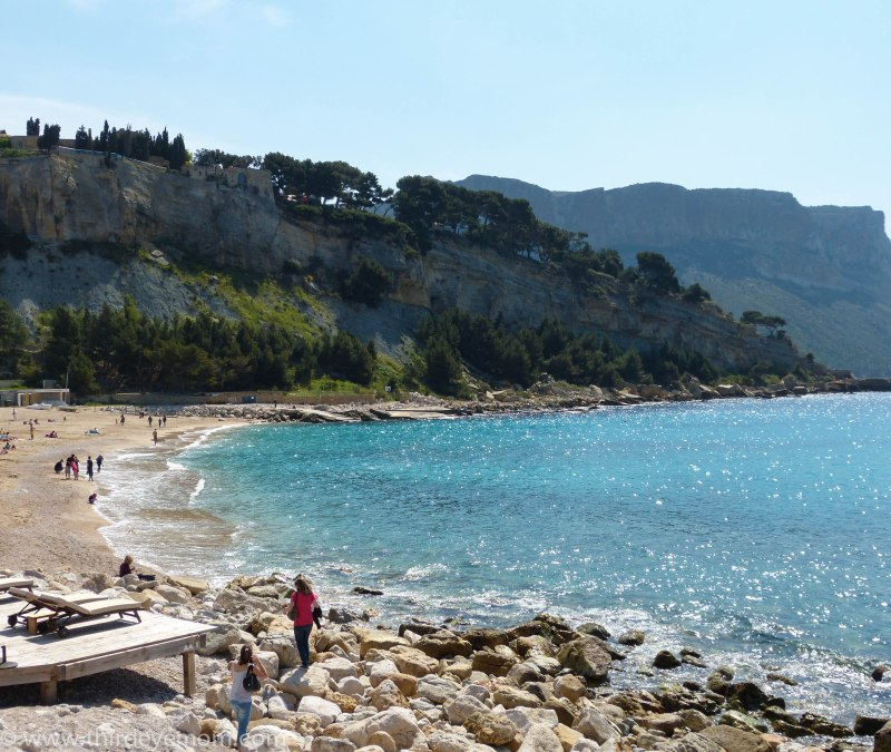 Beaches of Cassis