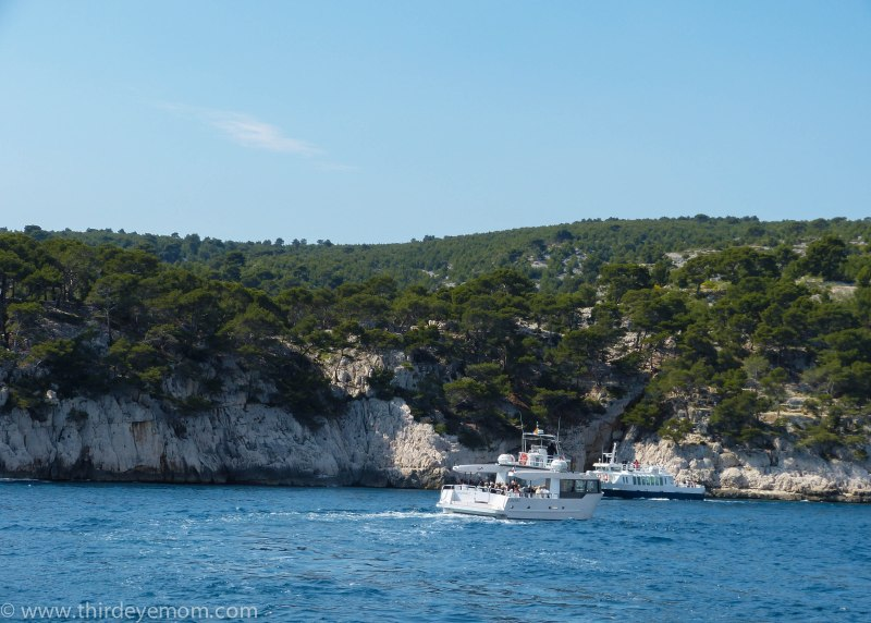 Tour of the Calanques