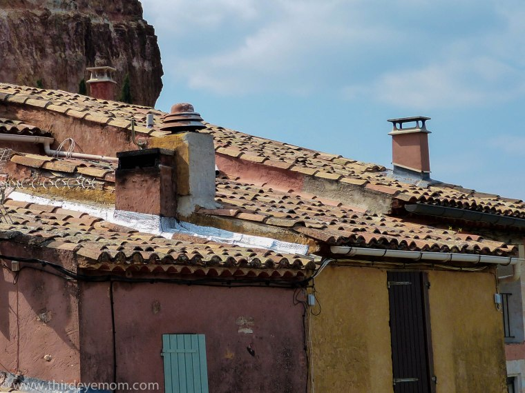 Roussillon France