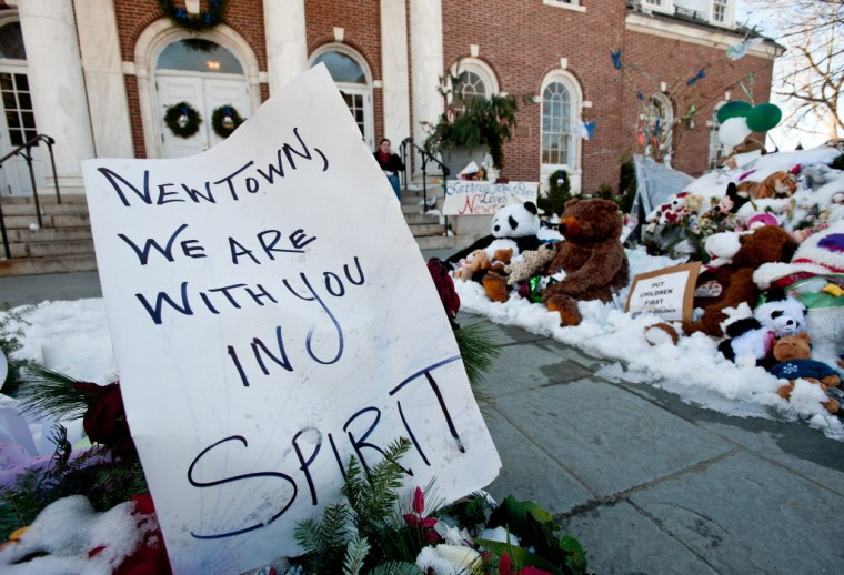 Newtown: Sandy Hook Memorial