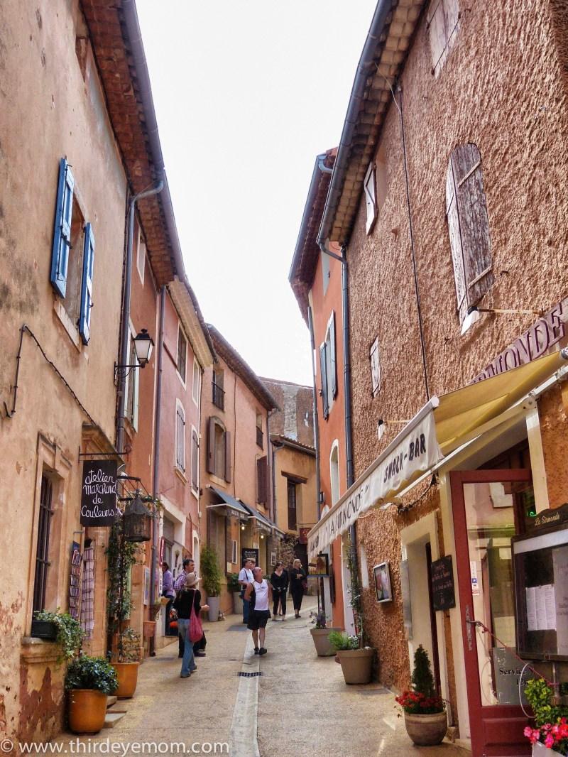 Rousillon France