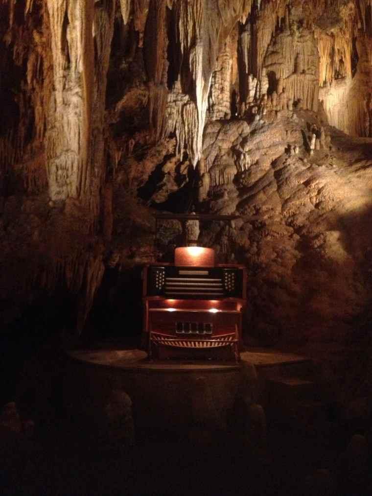 Luray Caverns, Virginia