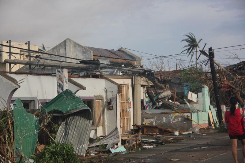 Tacloban. Photo credit: Save the Children