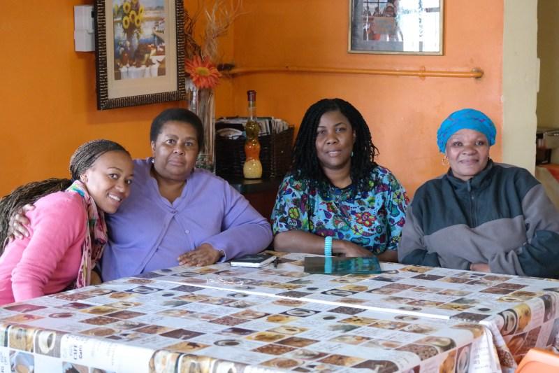 Women at Mankwana
