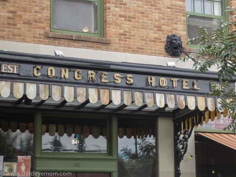 Hotel Congress. Tucson, Arizona