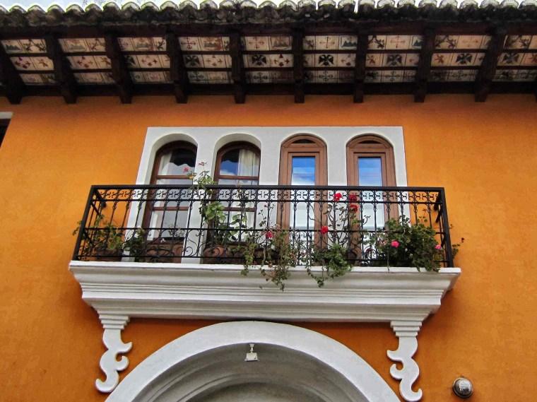 Windows in Guatemala