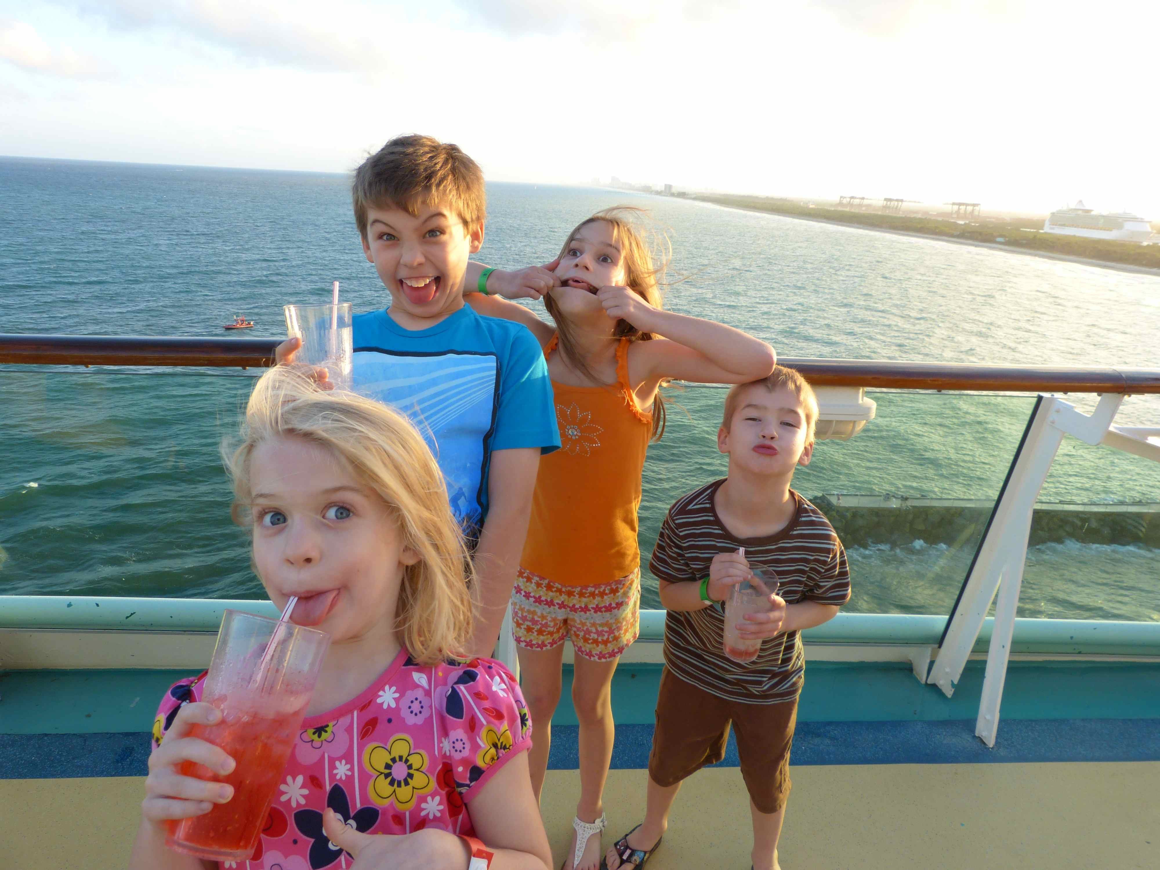Tips To Make A Family Cruise Run Smoother