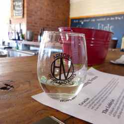 Wine at AZ Hops and Vines