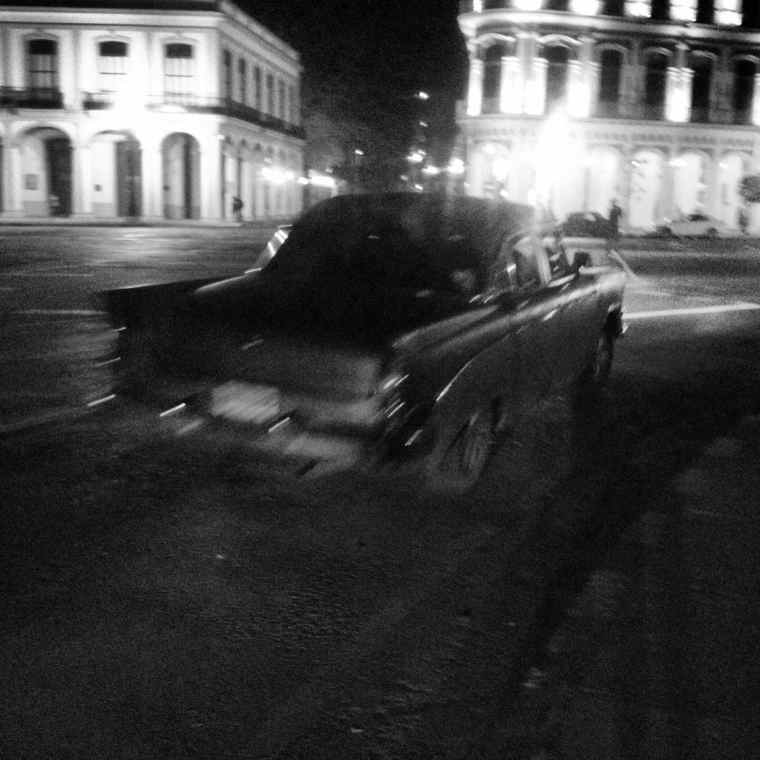 Late night in Havana