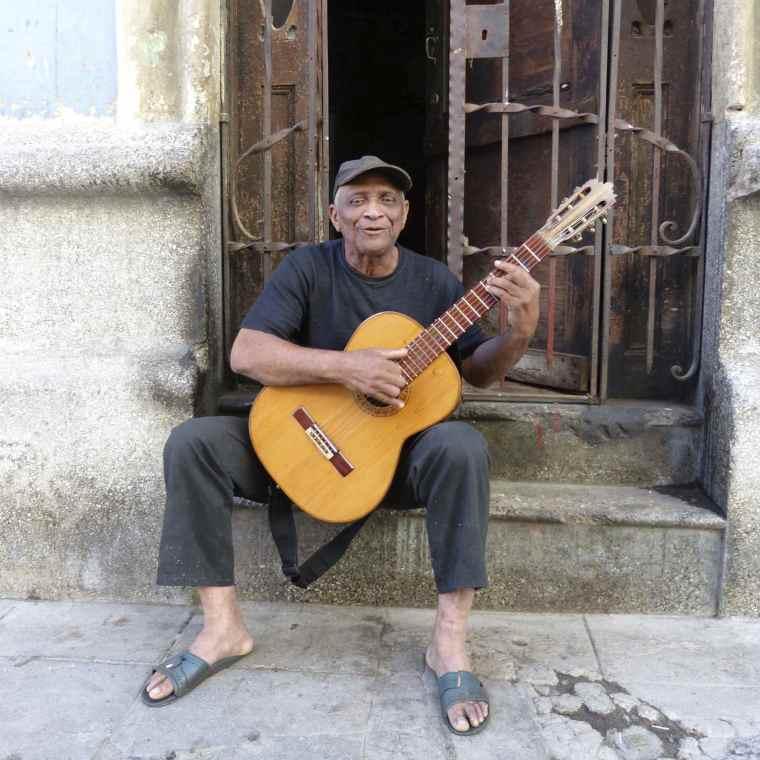 Cuban Street Photography