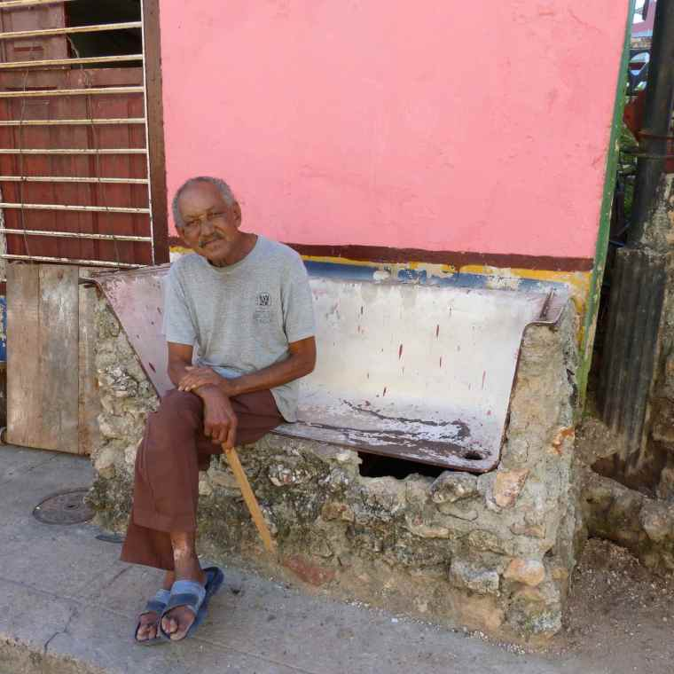 Cuban Street Photography