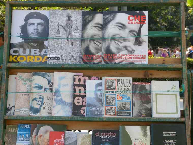 Cuban book market