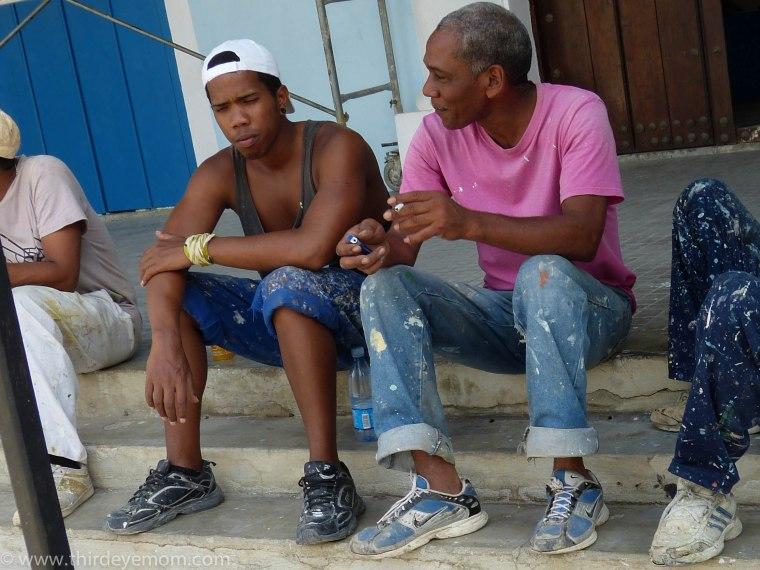 Street Photography Havana