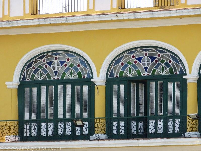 Buildings in Old Havana