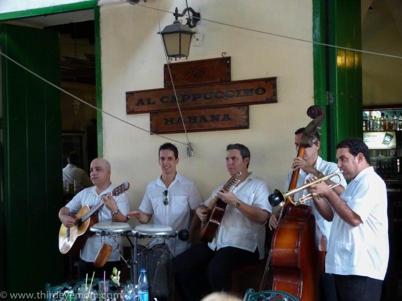 La Mina in Havana