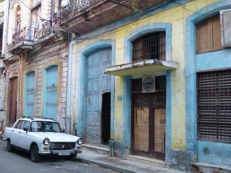 Old Vintage cars in Havana