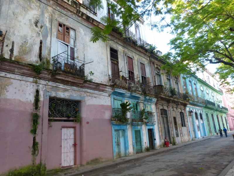 Architecture of Havana