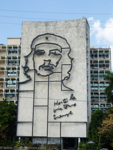 Revolutionary Square Havana