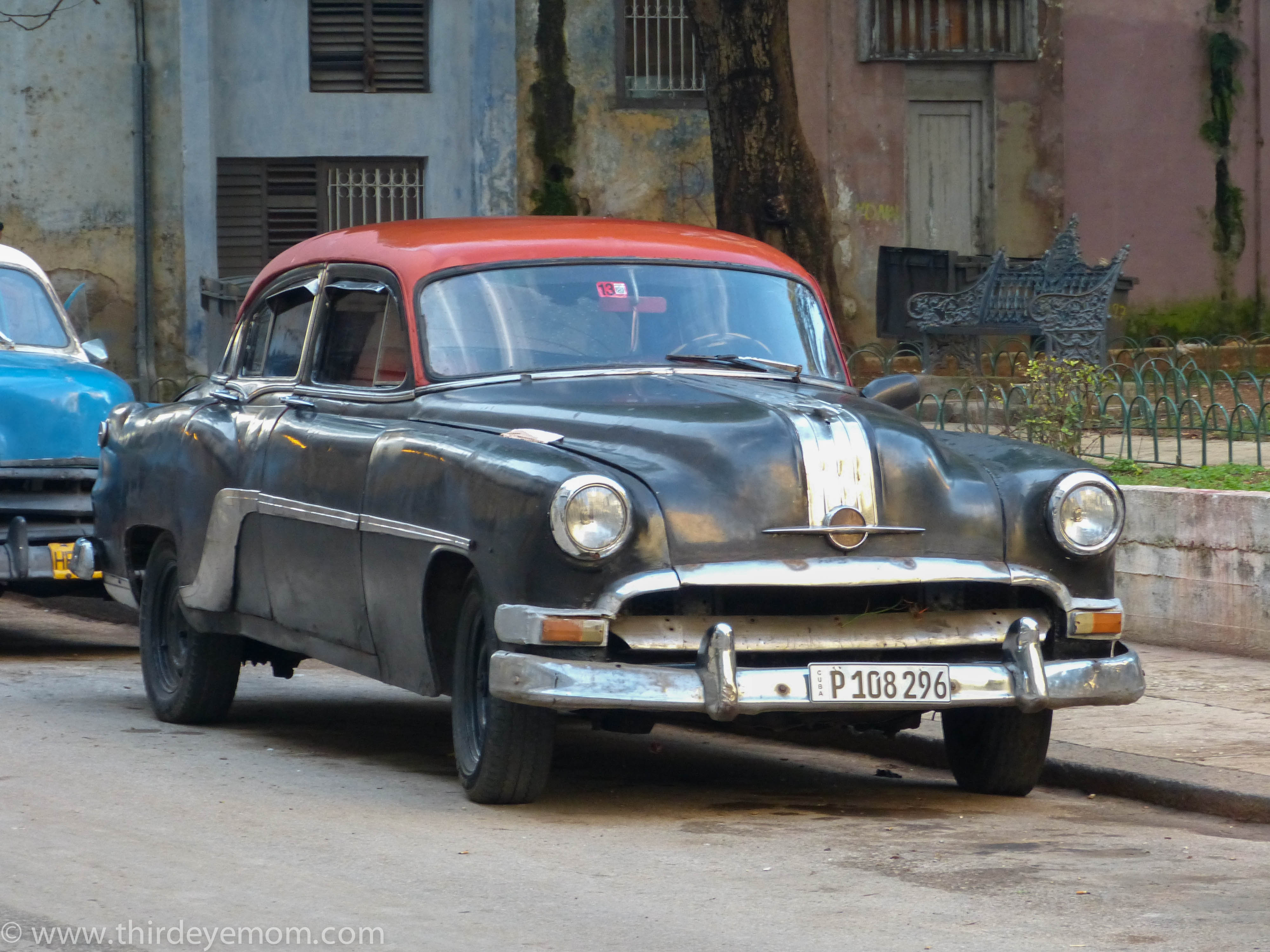 The Old Vintage Cars of Havana - Thirdeyemom