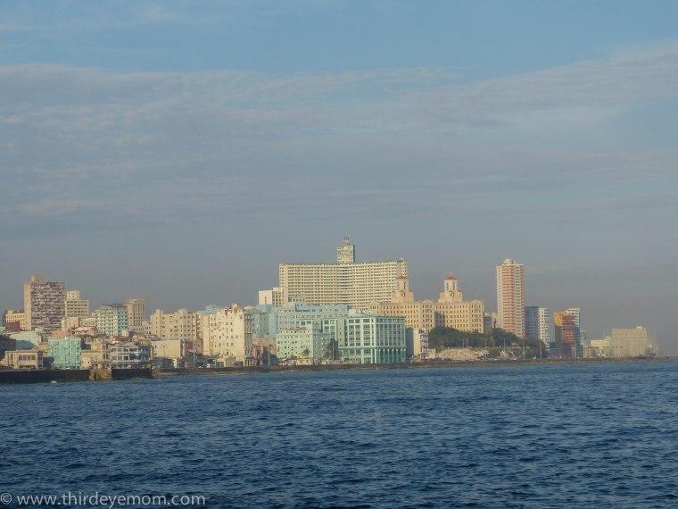 The Malecón Havana Cuba